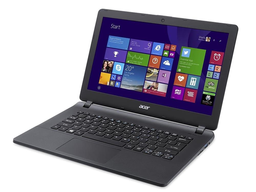 Laptop Acer Aspire ES1 331-C6PQNX.MZUSV.001 (Black)- Thiết kế đẹp, mỏng nhẹ hơn