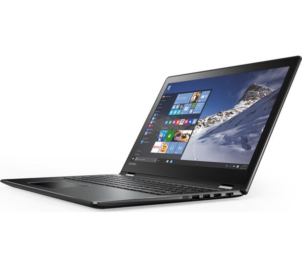 Laptop Lenovo Yoga 510 14ISK-80S700D2VN (Black)- Màn hình cảm ứng. Xoay gập 360 độ