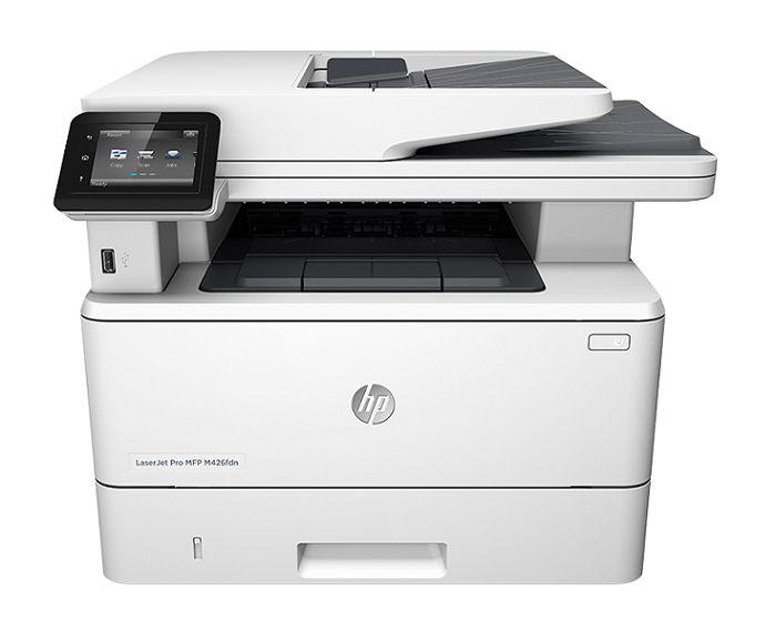 Máy in laser đen trắng HP MMFP M426fdn - (F6W14A) (Print/ Copy/ Scan/ Fax)