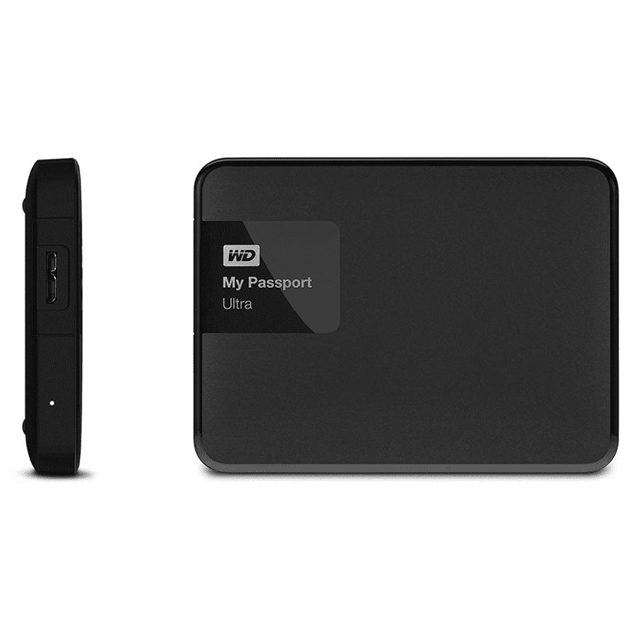 Ổ cứng di động Western Digital Ultra 4Tb USB3.0 Black