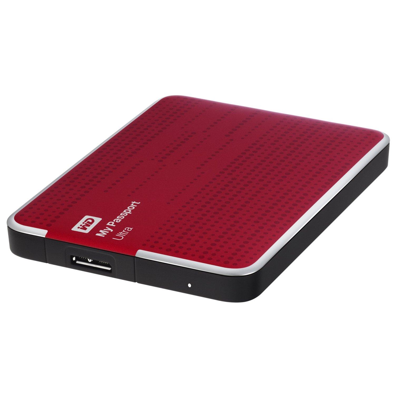 Ổ cứng di động Western Digital Ultra 4Tb USB3.0 Đỏ