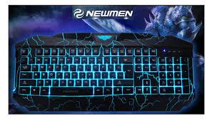Bàn phím Newmen GL800 Gaming