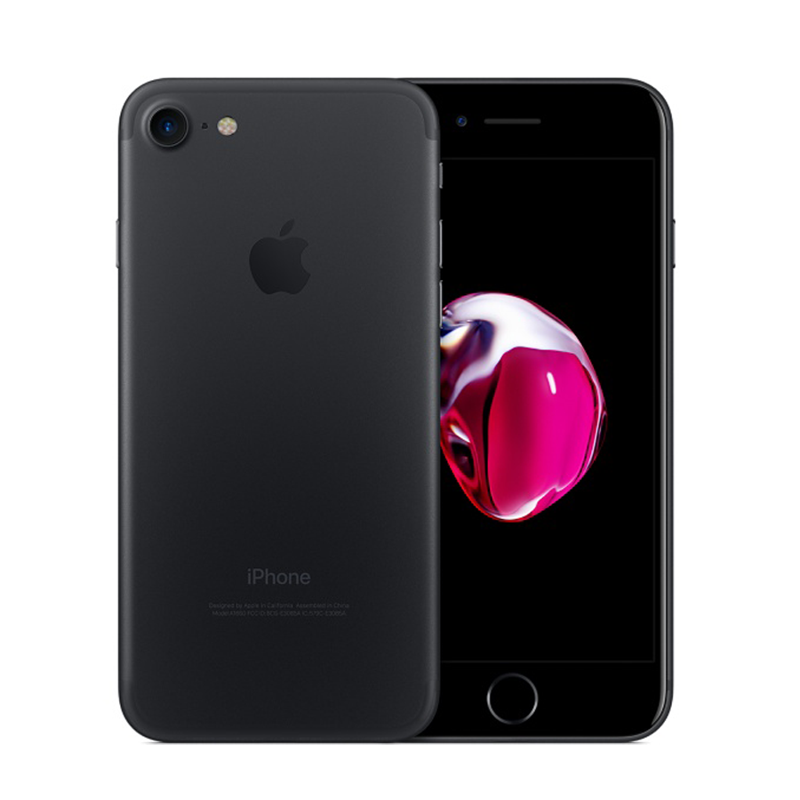 Apple iPhone 7 128Gb (Black)- 4.7Inch