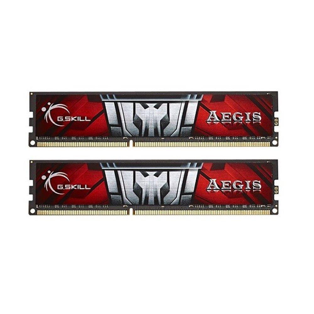 RAM GSKill 8Gb (2x4Gb) DDR3-1600- F3-1600C11D-4GISL