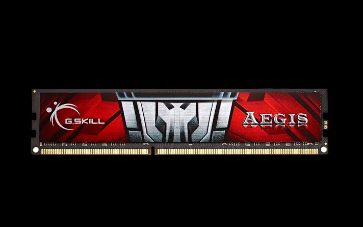 RAM GSKill 8Gb DDR3-1600- F3-1600C11D-8GISL
