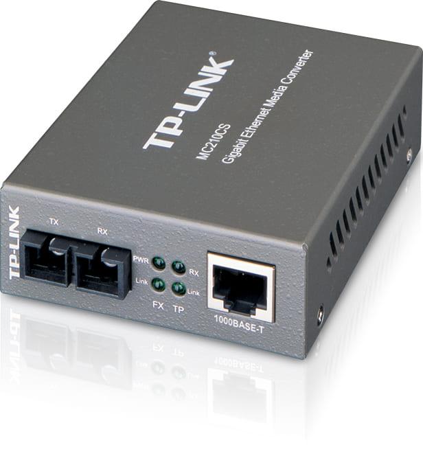 Bộ chuyển đổi quang điện TP-Link MC210CS