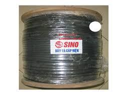 Cáp điện thoại Sino 4 lõi (200 mét/cuộn)