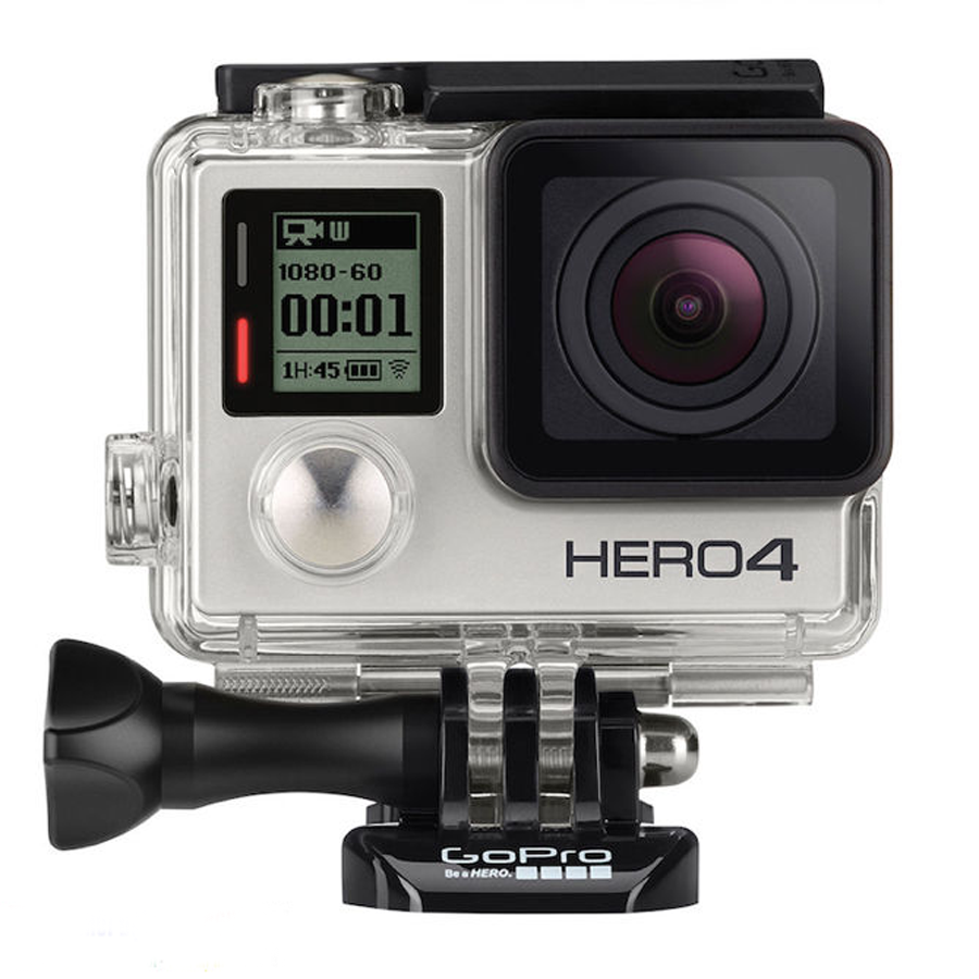 Máy quay hành trình GoPro hành trình HERO4 - Black