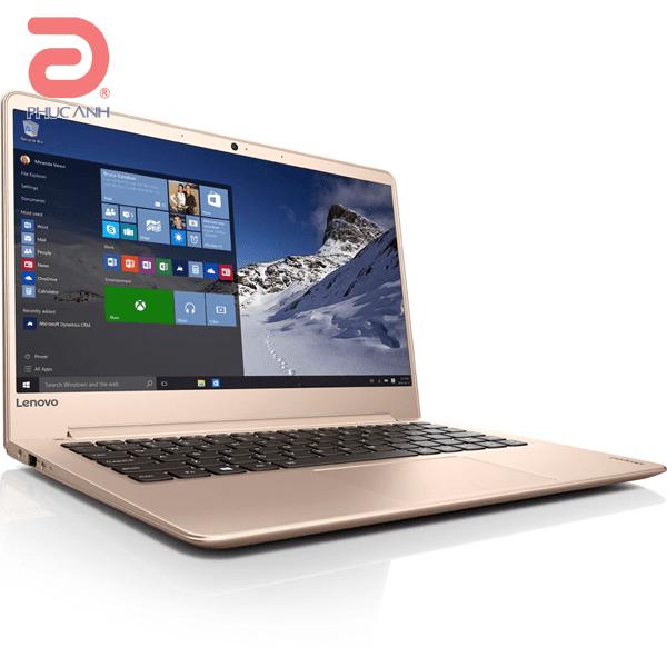 Laptop Lenovo IdeaPad 710S 13IKB-80VQ0033VN (Gold) - Sử dụng CPU mới nhất KabyLake, vỏ nhôm siêu mỏng