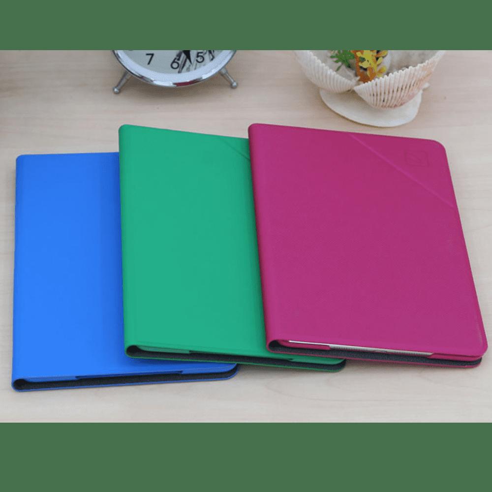 Ốp MTB iPad mini gấp ba lưng trong - Xanh da trời