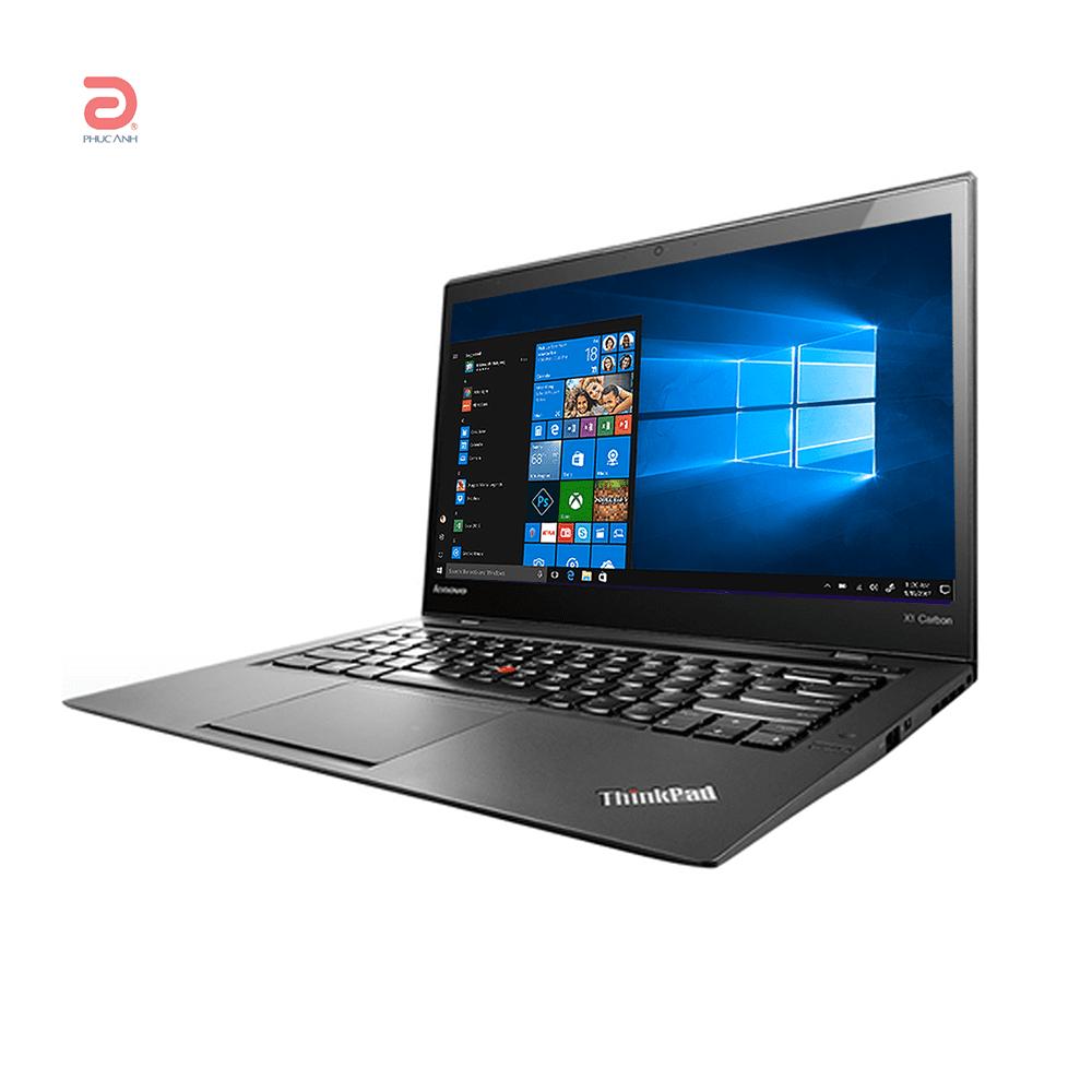 Laptop Lenovo Thinkpad X1 Carbon 4-20FCA0T7VN (Black)- Màn hình 4K