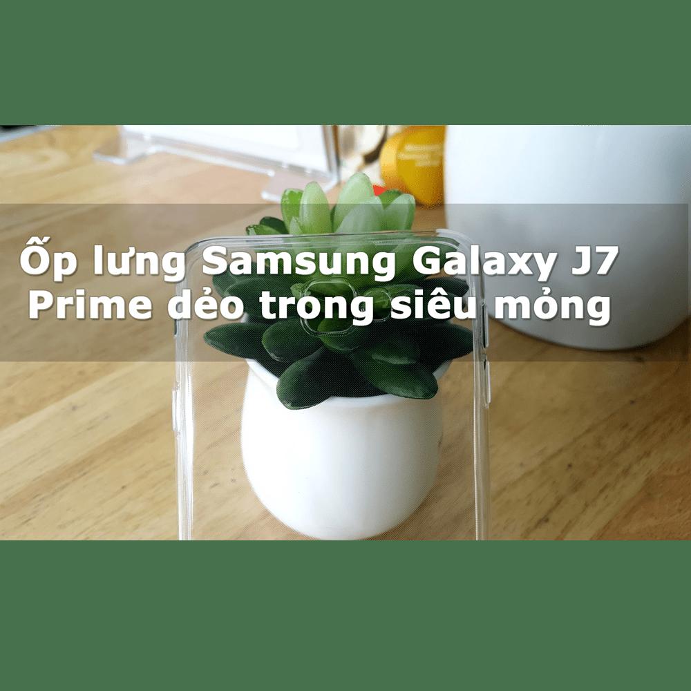 Ốp điện thoại DĐ Samsung J7 Prime