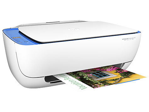 Máy in phun màu HP DeskJet IA 3635 All-in-One Printer (In, Copy, Scan, Wireless, công nghệ HP Thermal Inkjet)