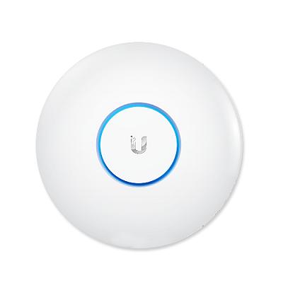 Bộ thu phát Ubiquiti UniFi UAP AC PRO 1750Mbps, 100 User Kèm nguồn