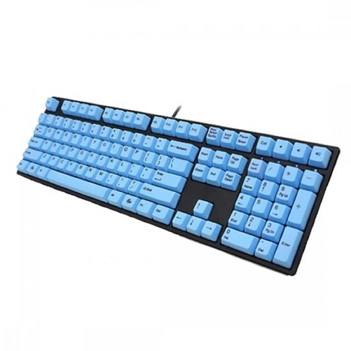 Bàn phím cơ Ducky One TKL PBT Blue switch