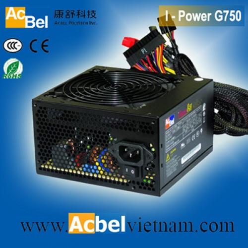 Nguồn Acbel I-POWER G750 750W - 80 Plus