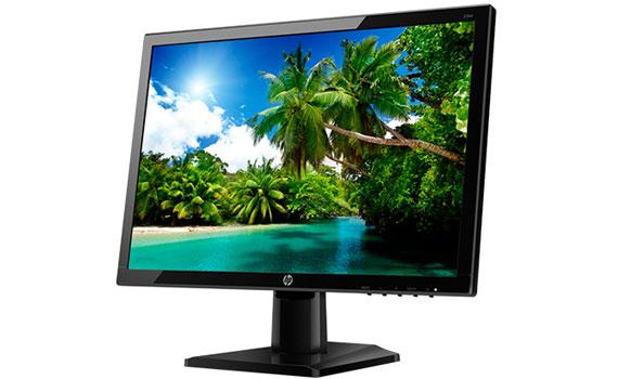 Kết quả hình ảnh cho Màn hình máy tính HP V203p 19.5-inch (T3U90AA)