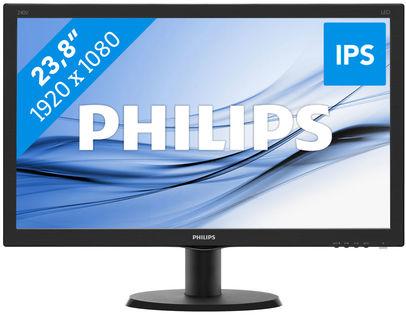 Màn hình Philips 240V5QDAB 23.8Inch IPS