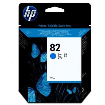 Mực hộp máy in phun HP C4911A (Xanh) - Dùng cho máy in DSJ 10ps, 20ps, 50ps, 120 series, 500 series, 800 series