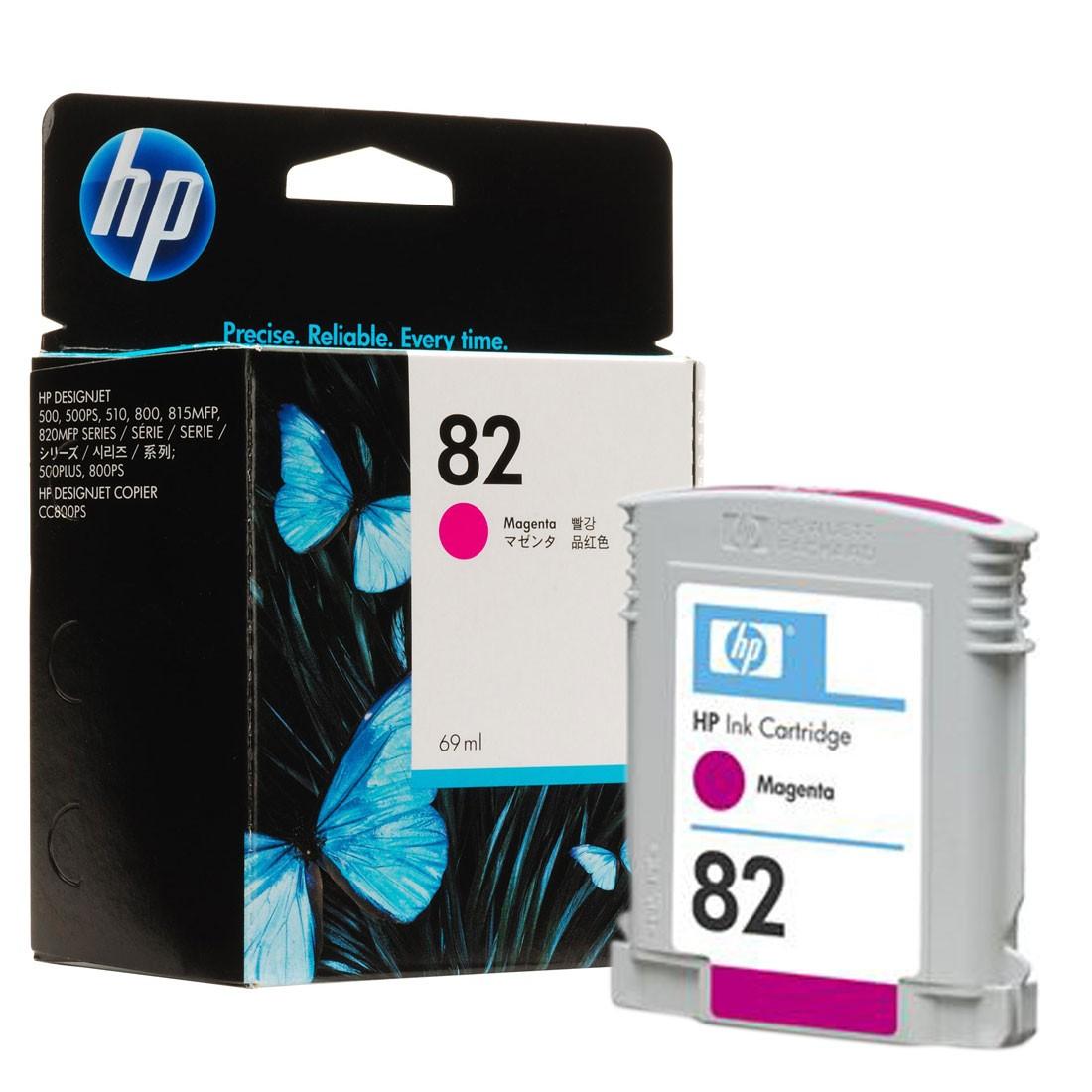 Mực hộp máy in phun HP C4912A - Dùng cho máy in DSJ 10ps, 20ps, 50ps, 120 series, 500 series, 800 series