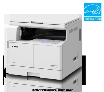 Máy photocopy Canon IR2004  + (Mực) (Copy/ Print/ Scan)