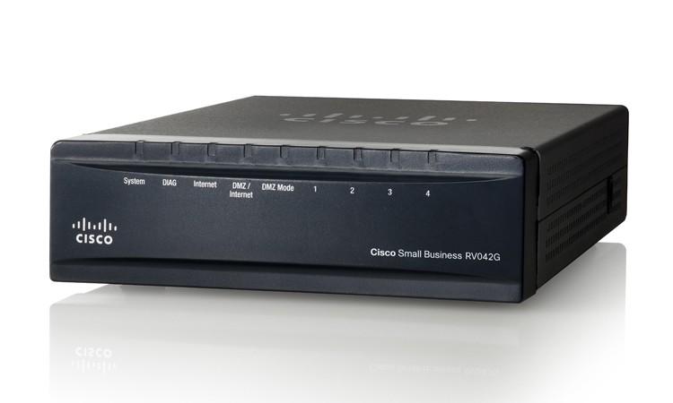 Thiết bị cân bằng tải Cisco RV042G-K9-EU