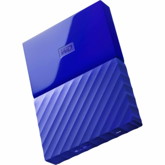 Ổ cứng di động Western Digital My Passport 3Tb USB3.0 New - Xanh