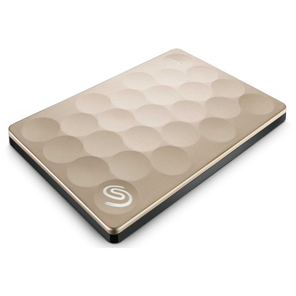 Ổ cứng di động Seagate Backup Plus Ultra Slim 2Tb USB3.0 Gold