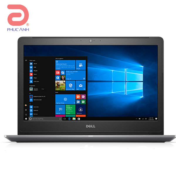 Laptop Dell Inspiron 5567 M5I5353W (Black)