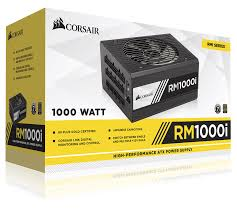 Nguồn Corsair RM1000i 1000W - 80 Plus Gold