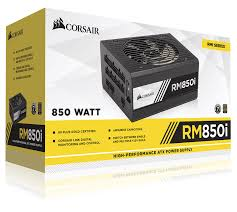 Nguồn Corsair RM850i 850W - 80 Plus Gold