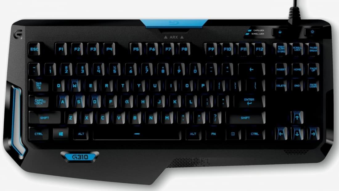 Bàn phím cơ Logitech G310 Gaming