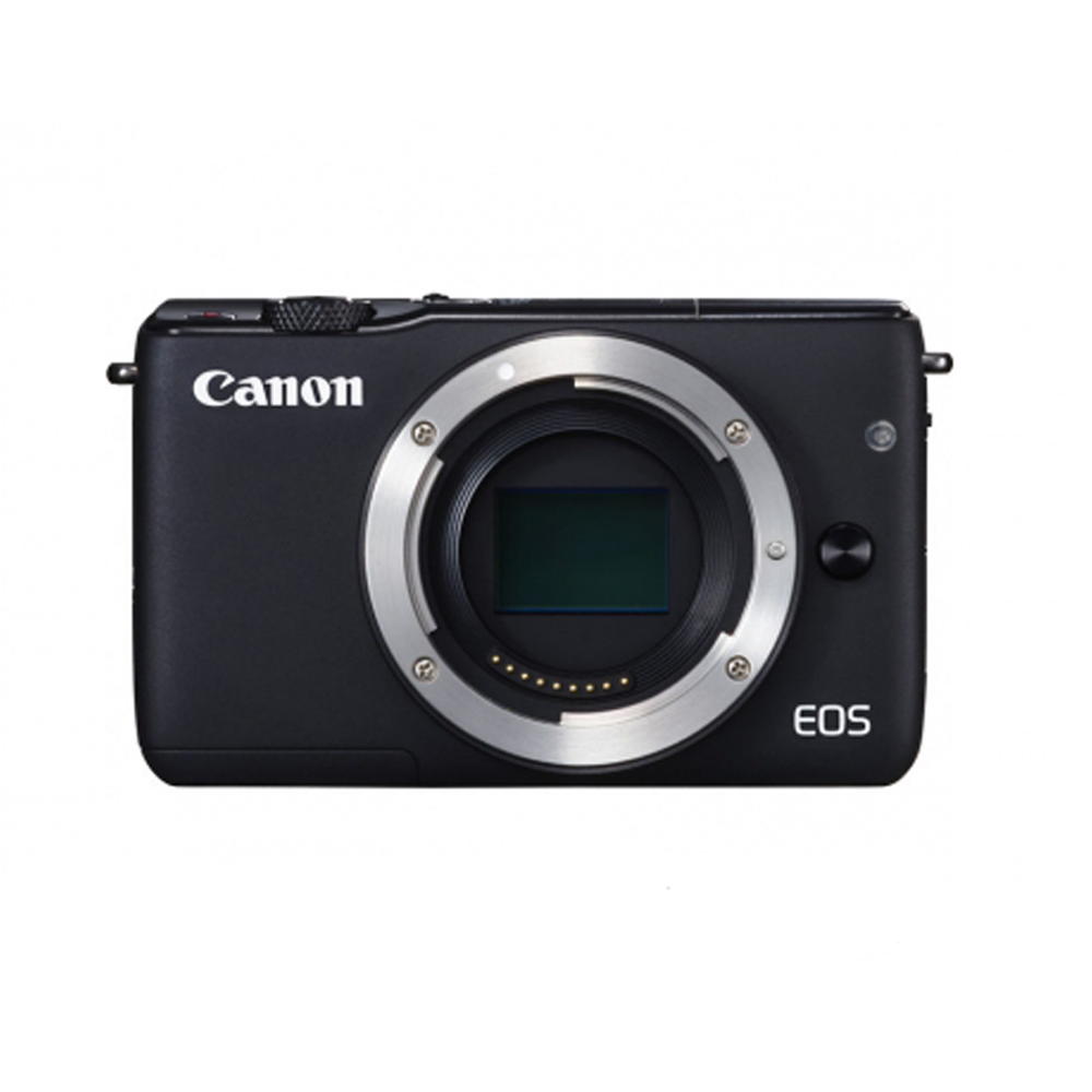 Máy ảnh KTS Canon EOS M10 kit 15-45mm - Black