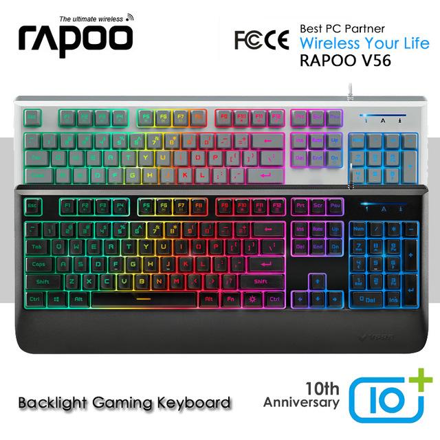 Bàn phím bán cơ Rapoo V56 Gaming