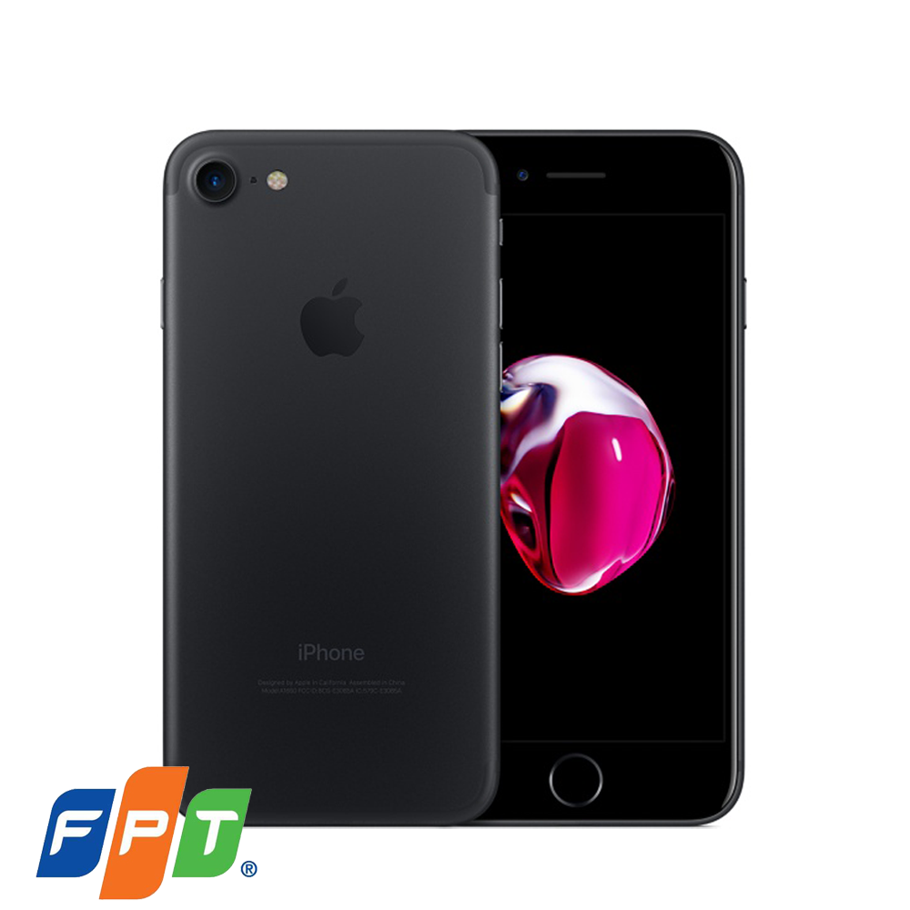Apple iPhone 7 128Gb (Black)- 4.7Inch (Hàng FPT)