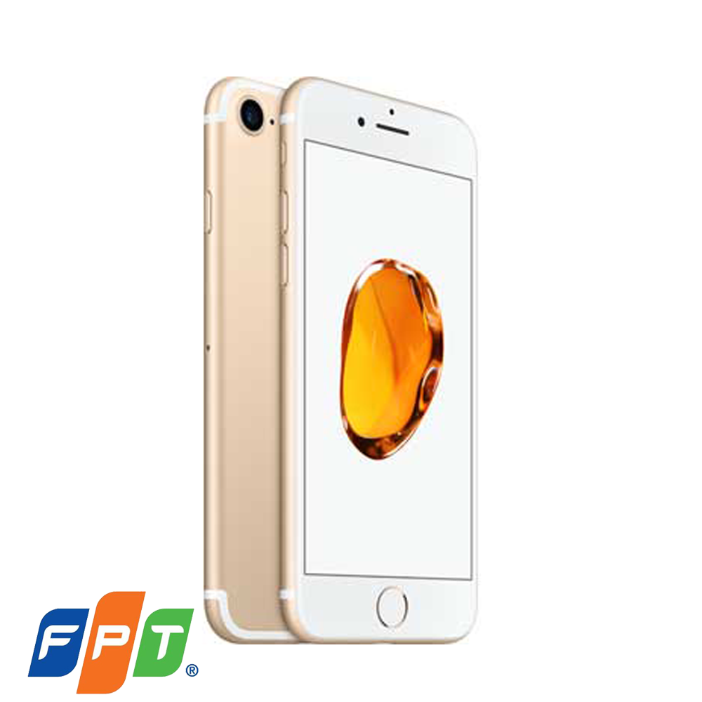 Apple iPhone 7 128Gb (Gold)- 4.7Inch (Hàng FPT)