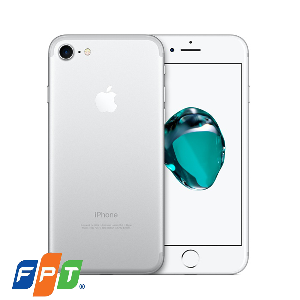 Apple iPhone 7 128Gb (Silver)- 4.7Inch (Hàng FPT)