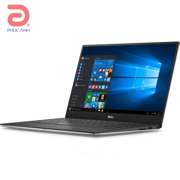 Laptop Dell XPS 13-9360-70088617 (Silver)- Vỏ nhôm - không viền màn hình