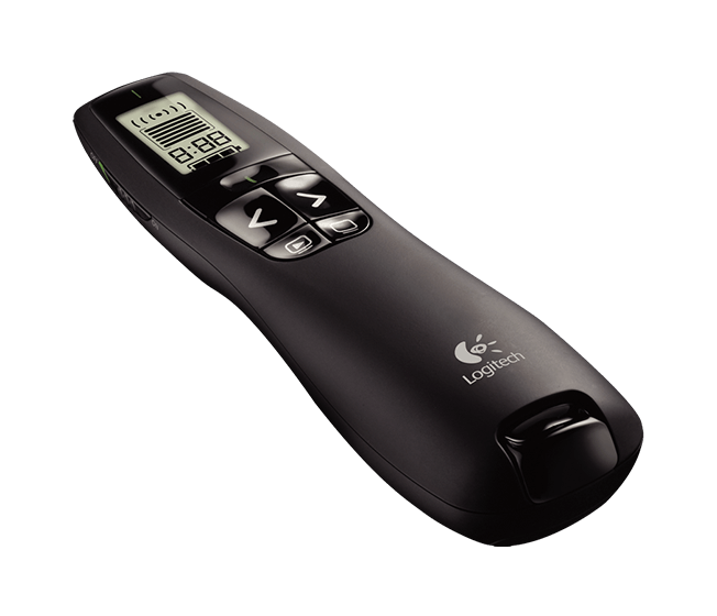 Bút trình chiếu Logitech R800 (BH36 tháng)