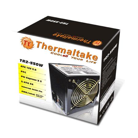 Nguồn Thermaltake TR2 550W - 80 Plus