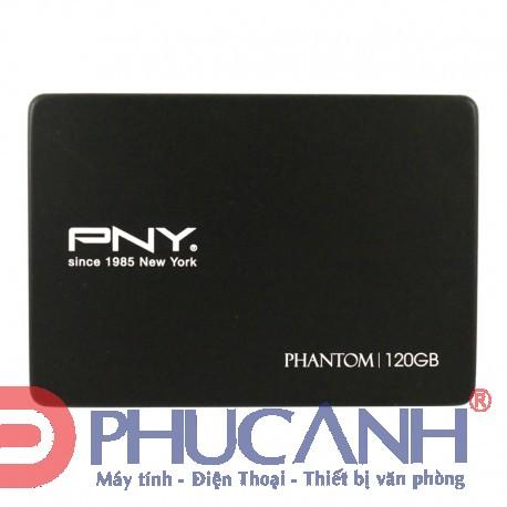 Ổ SSD PNY PHANTOM I 120Gb SATA3