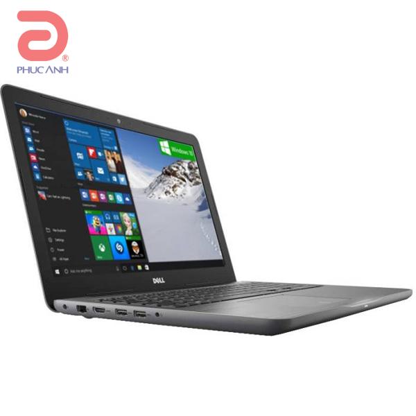 Laptop Dell Inspiron 5567A-P66F001-TI78104W10 (Grey)