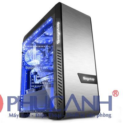 Vỏ máy tính Segotep EOS  ( E-ATX, ATX, Micro ATX, mini-ITX)