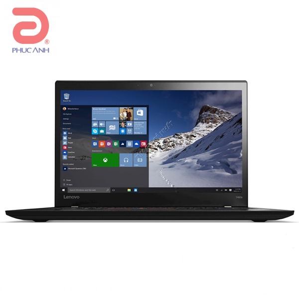 Laptop Lenovo Thinkpad T460S-20FAA0V5VA (Black)- Sản phẩm cao cấp, thiết kế mỏng