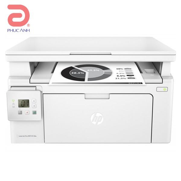 Máy in laser đen trắng HP  LaserJet Pro MFP M130a - G3Q57A (Print/ Copy/ Scan)
