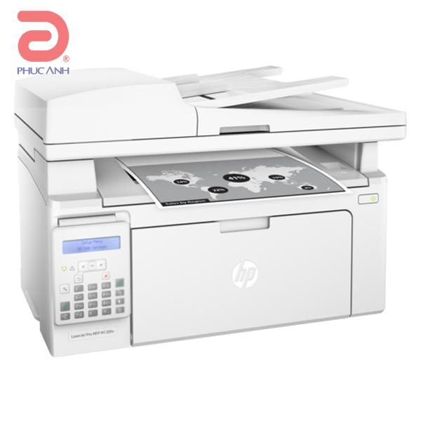 Máy in laser đen trắng HP Đa chức năng LaserJet Pro MFP M130fn - G3Q59A (In, scan, copy, fax, network)