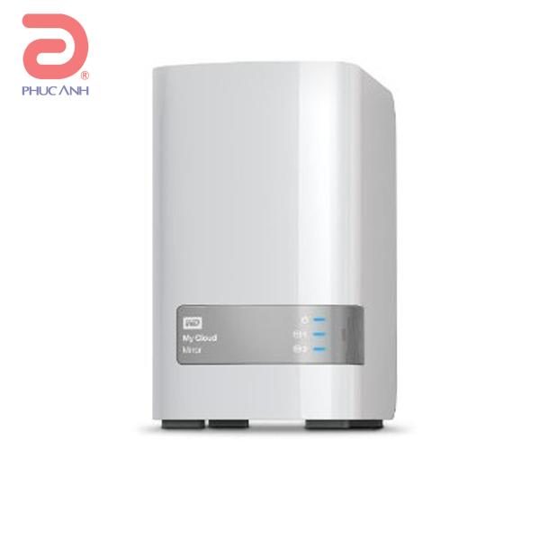 Ổ cứng di động Western Digital My Cloud Mirror 8Tb USB3.0