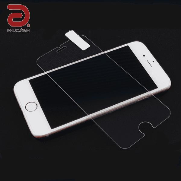 Miếng dán màn hình điện thoại Cường Lực Full màn Iphone 7 (Full Màn)