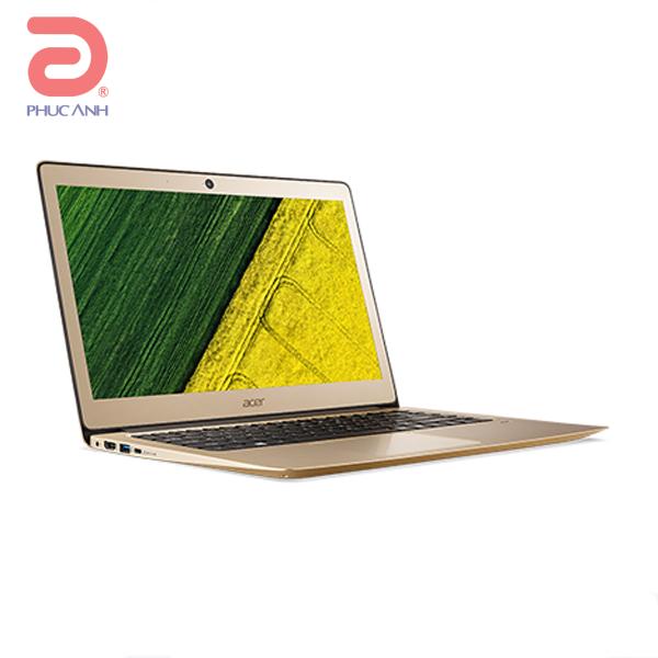 Laptop Acer SF314-51-518V NX.GKKSV.002 (Gold)- Thiết kế đẹp, mỏng nhẹ hơn, cao cấp.