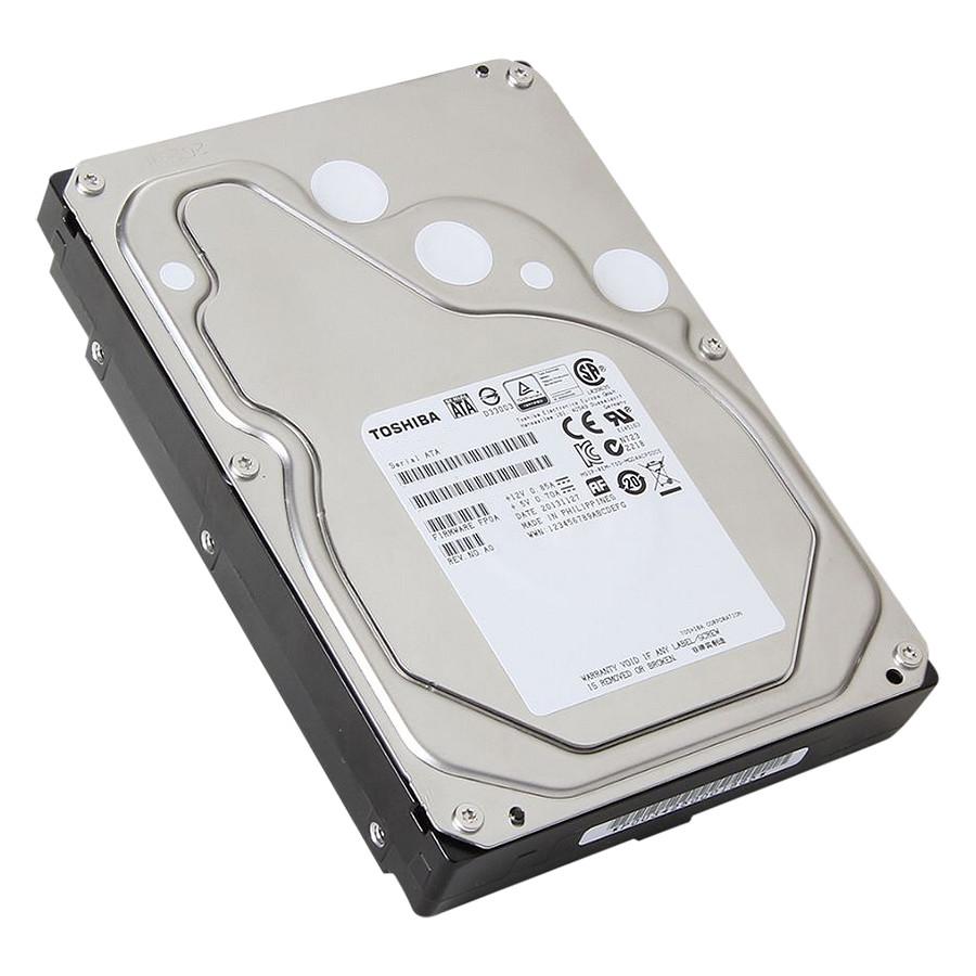 Ổ cứng HDD Toshiba  6Tb 7200rpm